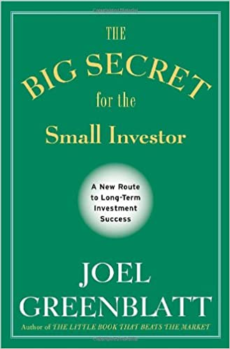 The Big Secret for the Small Investor: A New Route to Long-Term