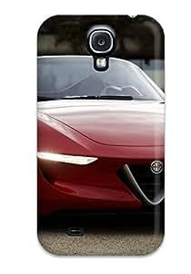 Cute Appearance Cover/tpu CSwpRvZ6481rxZcl Alfa Romeo Super Car Case For Galaxy S4