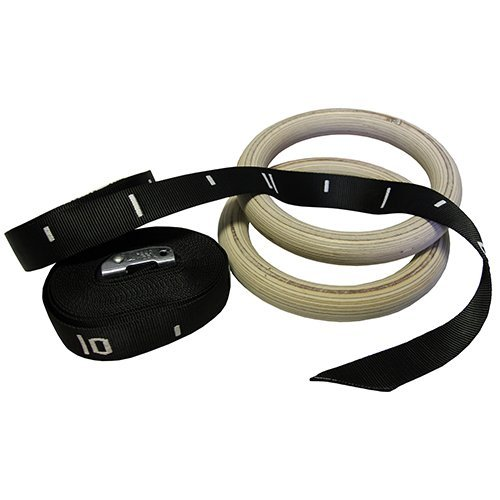 Valor Fitness GRW-1 Wood Gym Training Ring, 1-Pound by Valor Fitness by Valor Fitness