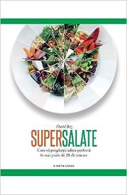 Supersalate (Romanian Edition): David Bez: 9786063302657: Amazon.com: Books