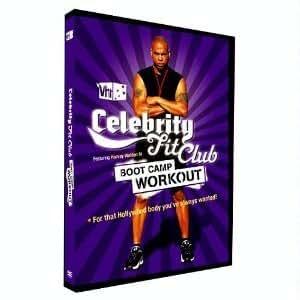 Celebrity Fit Club-Boot Camp Workout-VH1-Harvey Walden IV