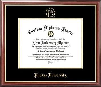 purdue diploma frames