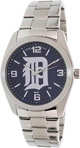 Detroit Tigers Watch (Game Time Men's MLB-ELI-DET