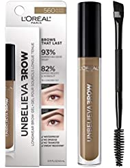 L'Oreal Paris Unbelieva-Brow Tinted Brow Makeup, Longwear...