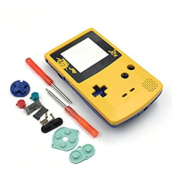 Gameboy - Carcasa para Gameboy Color GBC: Amazon.es: Electrónica