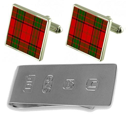 Tartan James Clan Money Clip Bond Clan amp; Tartan Cufflinks Maxwell Cdg4xd