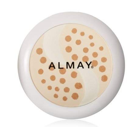 Almay Pressed Powder All Set No Shine, My Best Light [100] 0.20 oz Almay Clear Complexion Powder