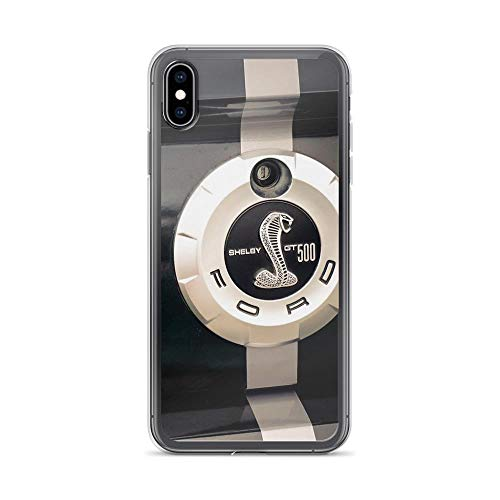 (iPhone Xs Max Pure Clear Case Cases Cover Ford Shelby GT 500)