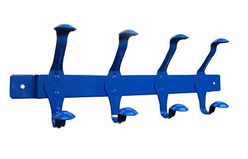 SmartHook ColorZ Garment Friendly Hook Rail - Ensign Blue