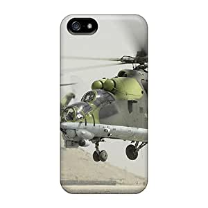 Forever Collectibles Two Combat Helicopters Hard Snap-on Iphone 5/5s Cases