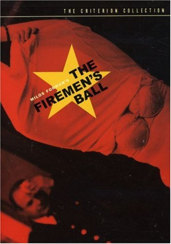 The Firemen's Ball (The Criterion Collection) by FORMAN,MILOS