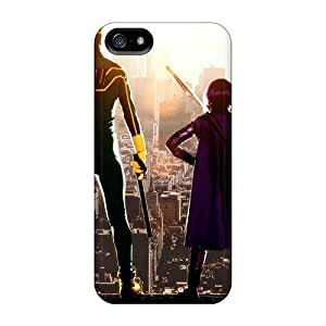 Special Design Back Kick Ass 2 Phone Cases Covers For Iphone 5/5s