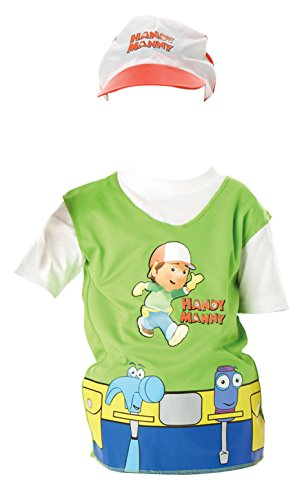 Handy Manny Official Set Costume Fancy Dress