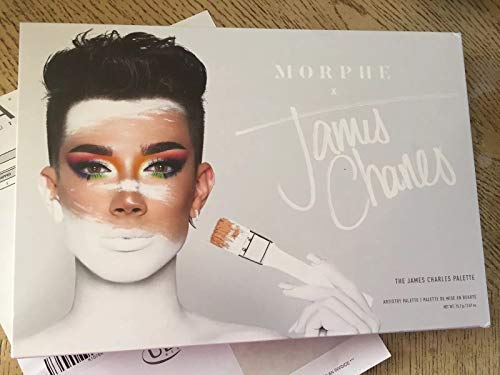 James Charles Palette Inner Artist Eyeshadow Palette AUTHENTIC SAMEDAYSHIP