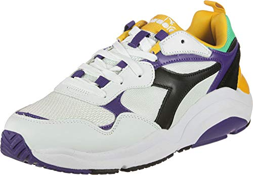 Whizz Diadora Diadora White Whizz Run Shoes Shoes White Run XXw47Zxgq