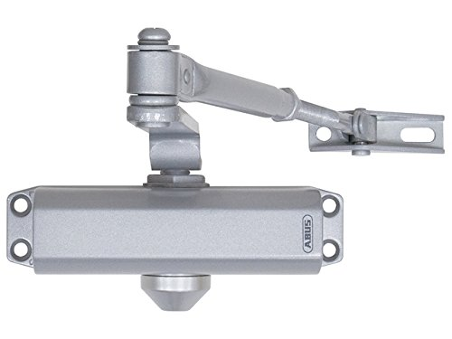 ABUS Mechanical - AC4223 Overhead Door Closer Silver by ABUS (Image #1)