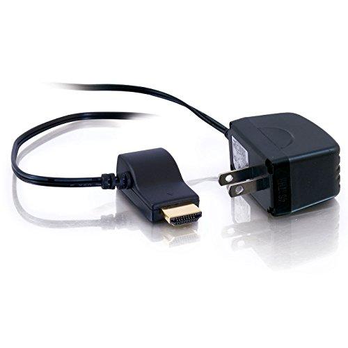 C2G 42223 HDMI Voltage Inserter, TAA Compliant, Black