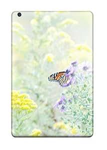 Ipad Mini/mini 2 TyQWDyi14000VNqJq Butterfly Tpu Silicone Gel Case Cover. Fits Ipad Mini/mini 2