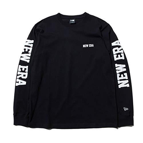 (ニューエラ) NEW ERA Tシャツ 長袖 ブラック XL