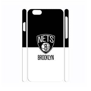 Inspirational Hipster Hard Basketball Team Symbol Print Cover Skin for Iphone 6 Case - 4.7 Inch