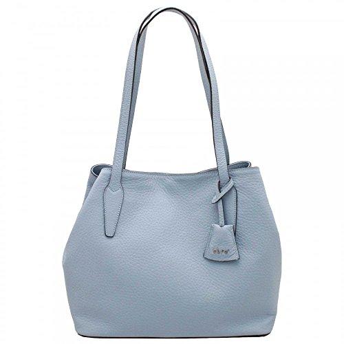 Double Tote Handbag Handle Abro Blue Handbag Abro Double Tote Handle pFaSARY