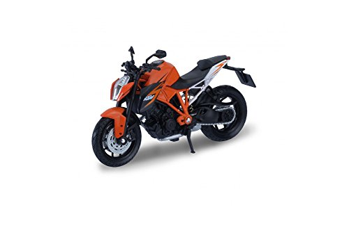 Welly 1:18 Ktm 1290 Super Duke R Diecast Motocycle Model Col