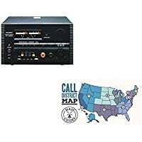 Yaesu FP-1030A 30A Power Supply W/METERS and Ham Guides TM Pocket Reference Card Bundle