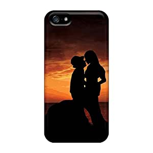 UVY35871WoyG Faddish Landscape Love Free Sunset Cases Covers For Iphone 5/5s