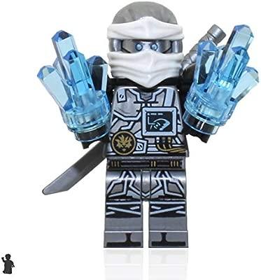 Amazon.com: LEGO Ninjago - Minifigura de manos del tiempo ...