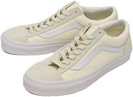 Vans UA Style 36, Men's Shoes, White ((Vintage Sport