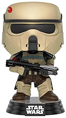 Funko Star Wars Rogue One Scarif Stormtrooper Officer Exclusive Vinyl Figure
