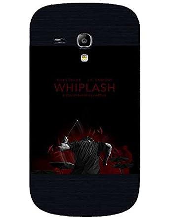 Whiplash película S3 Mini caso, suciedad resistente sólida ...
