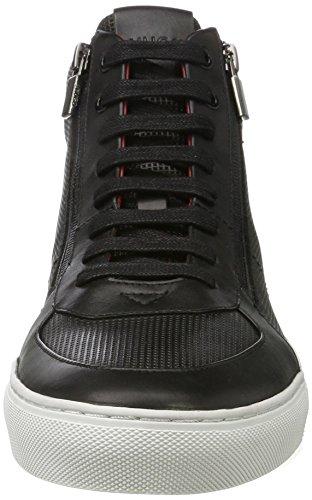 Hugo Futurism_hito_ltem 10199079 01, Zapatillas para Hombre Negro (Black)