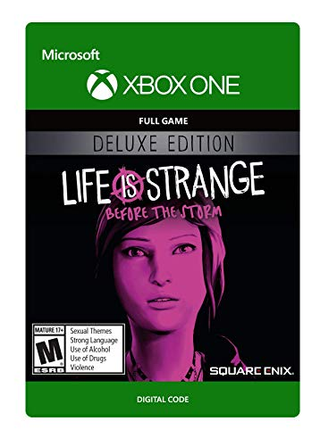 Life is Strange: Before the Storm Deluxe Edition - Xbox One [Digital Code]