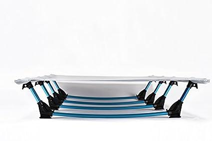 en el suelo para actividad al aire libre capacidad de peso 440lb F/ácil llevar 2.6lbs luz peso Ultra resistente impermeable y resistente a la rotura cunas camas de dormir de acampada y plegable