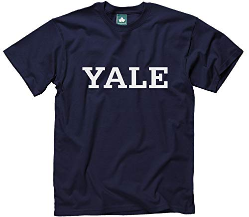 Ivysport Yale University Bulldogs Short-Sleeve T-Shirt, for sale  Delivered anywhere in USA