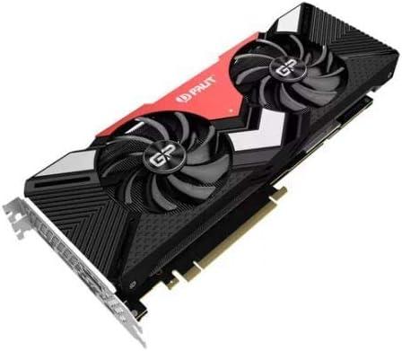 Palit Microsystems, tarjeta gráfica Geforce RTX 2080 8GB Nvidia ...