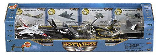 Hot Wings Military Series Gift Set