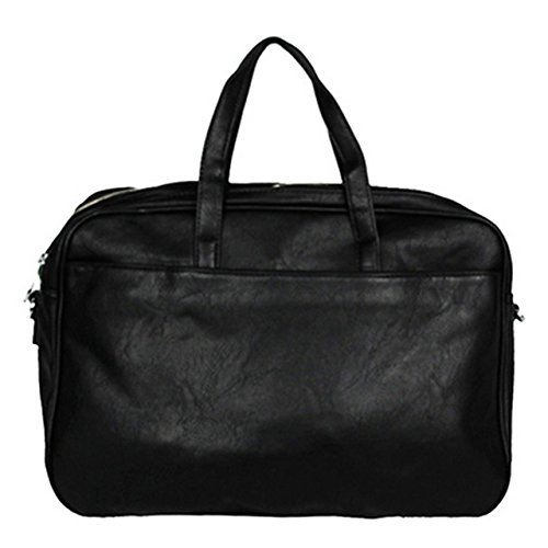 Belovedbag 17-04-1-008 - Synthetic Fabric Bag For Women 30 X 42 X 8 Black