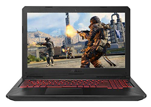 ASUS TUF Gaming FX504 15.6-inch FHD Laptop GTX 1050 4GB Graphics (Core i5-8300H 8th Gen/8GB RAM/1TB...