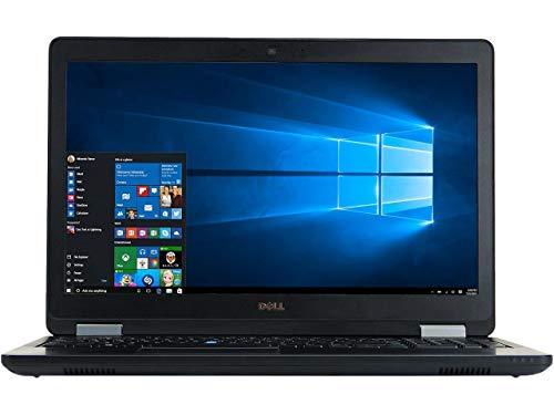 Dell Latitude E5570 Business Laptop - 15.6in FHD Display - Intel i7-6820HQ 2.7Ghz - 16GB RAM - 512GB SSD - WIFI - HDMI - Windows 10 Pro - AMD Radeon R7 Video Card (Renewed)