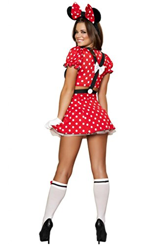 ... Minnie Mouse Costumes. Sexy ...  sc 1 st  Funtober & Sexy Pin Up Girl Minnie Mouse Costume for Sale - Funtober Halloween 2018