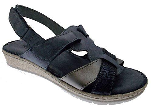 6299 38 Sandale Mémoire Bleu 6299 Plantaire Ouverte Sandale dZ7n0Zq