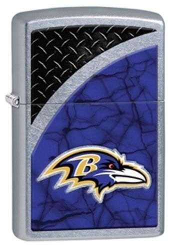 Latest 2016 Style Personalized Zippo Lighter NFL - Free Laser Engraving ... (BALTIMORE - Lighter Baltimore Zippo Ravens Nfl