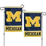 WinCraft University Michigan Wolverines NCAA 2-sided 12'' x 18'' Garden Flag