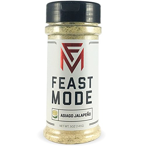 Feast Mode Flavors - Asiago Jalapeno by Feast Mode Flavors