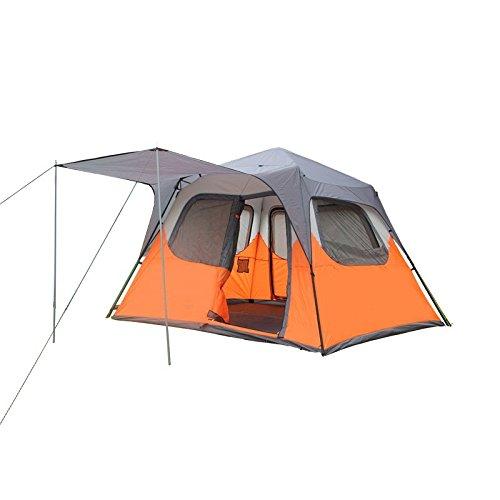 MCCZelten im freien Menschen verdoppeln automatische Outdoor-Zelt, camping Zelte automatisch doppelte Freizeit