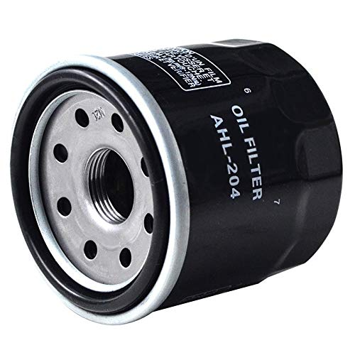 XIESHUPING Filtro de Aceite de la Motocicleta para Honda Integra 670 NC700J NC700S NC700X NC750J NC750S NC750X MN4 NRX1800 NSA700 NSS250 NSS300A NSS300 Un