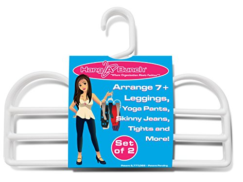 Hang Bunch Leggings Hangers White product image