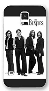 Beatles Hard Plastic Protective Cover Case For Samsung Galaxy S5 (WCA Custom Designed)